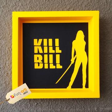 Quadrinho Kill Bill