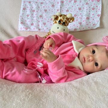 Bebê reborn Larissa 2016. ADOTADA!!!