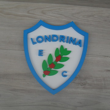 Escudo Time de Futebol - Londrina