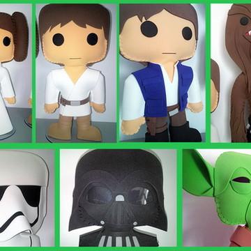 Boneco de decoração Star Wars
