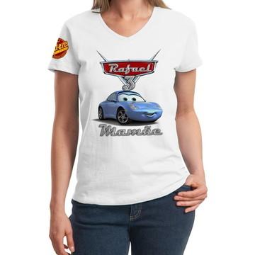 """Kit Camisetas Temáticas """"Carros"""""""