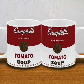 CANECA CAMPBELLS TOMATO SOUP