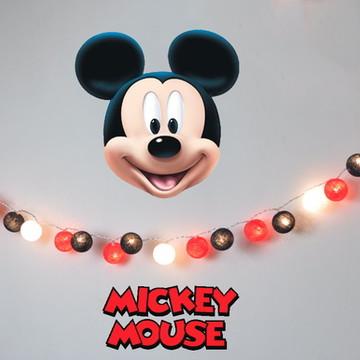 Luminária MICKEY MOUSE decoração festa