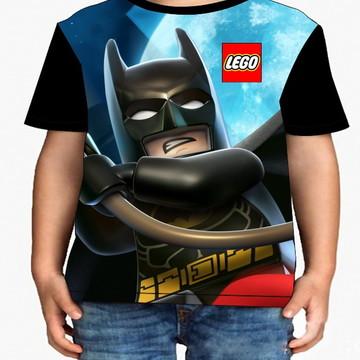 Camiseta Infantil Batman - Infantil