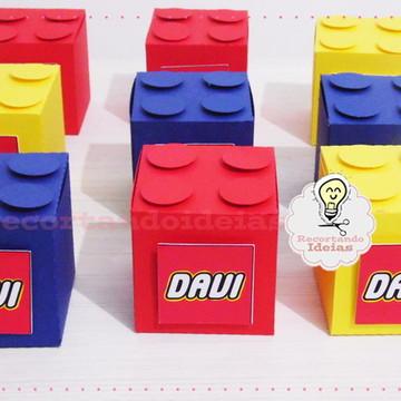 Bloquinho Lego