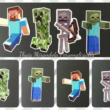 Aplique Minecraft