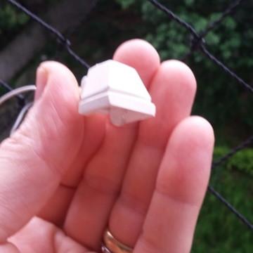 Mini luminária de parede 002