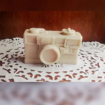 Sabonete máquina fotográfica