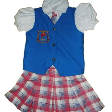 barbie escola de princesa (uniforme)