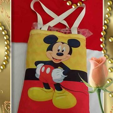 Sacolas Tema Mickey 30 x 40