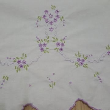 lençol carrinho ou lençol xixi bordado
