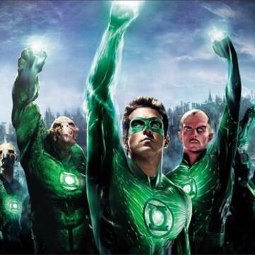 Painel Lanterna Verde G - Frete Grátis