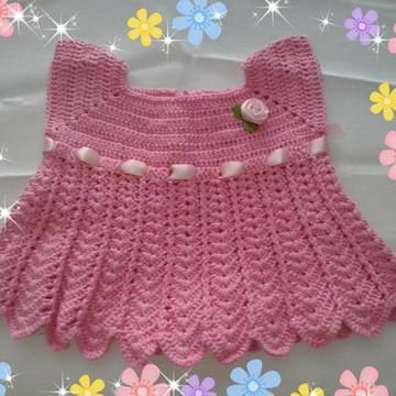 Vestido Menina Boneca
