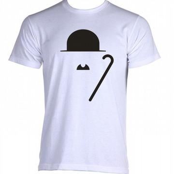 Camiseta charles chaplin carlitos 4