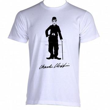 Camiseta charles chaplin carlitos 5
