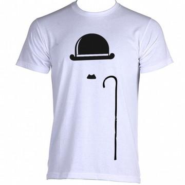 Camiseta charles chaplin carlitos 7