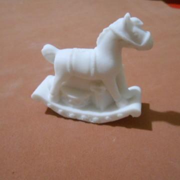 Cavalinho de balanço 3D **