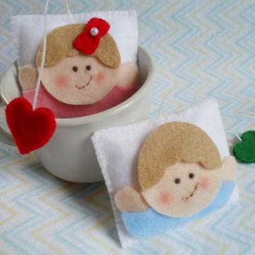 Lembrancinha Chá de Bebê