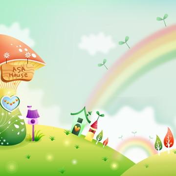 Painel Adesivo para Brinquedoteca