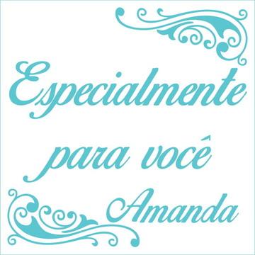 Especialmente para você - Amanda