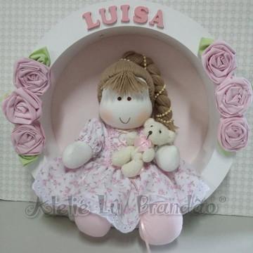 Enfeite de Porta Maternidade Luisa