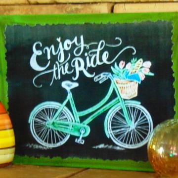 Quadro Vintage - Bicicleta 5