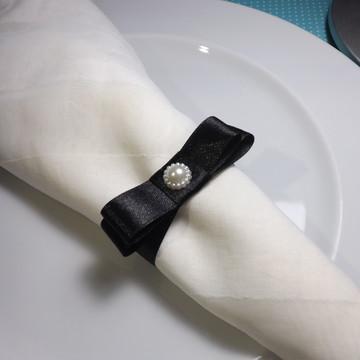 Porta-guardanapo em cetim 15mm
