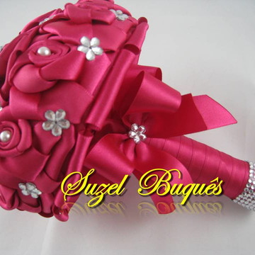 Buquê para Daminha Pink