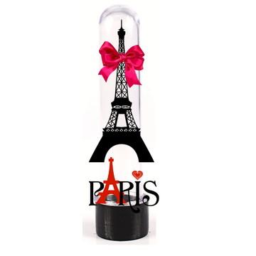 10 Tubetes Tema Paris