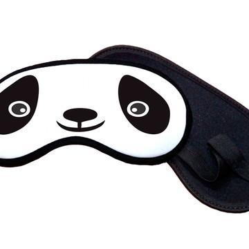 Mascara de Dormir Panda