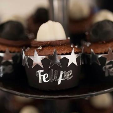 wrapper saia para mini cupcake Star Wars
