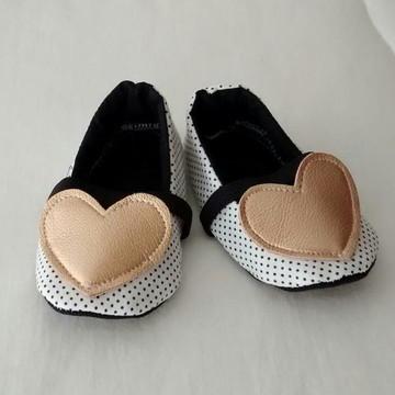 Sapato meninA love
