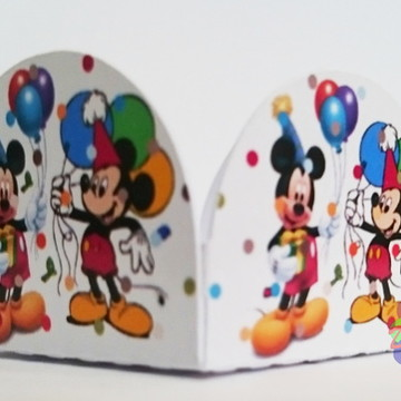 Forminha Doces - Mickey Mouse