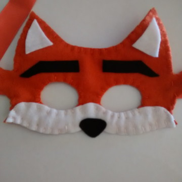 Zootopia máscara Nick