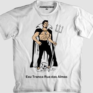 Camisa EXU TRANCA RUA DAS ALMAS