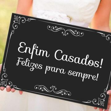 Placa Para Casamento Daminha / Pajem