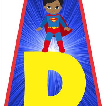 BANDEIROLAS - SUPERMAN