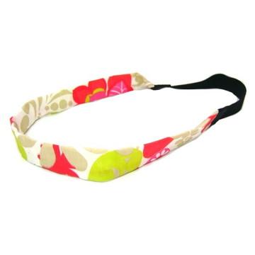 Headband e Faixa para Cabelos Floral