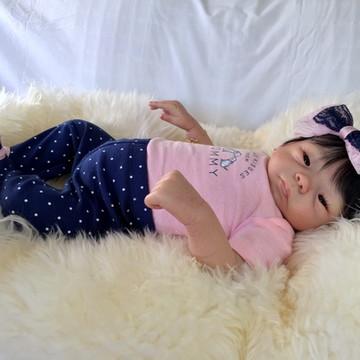 Bebê reborn Keiko 2016. ADOTADA!!!