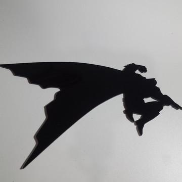 Decoração de parede batman