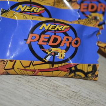 50 Bala personalizada Nerf