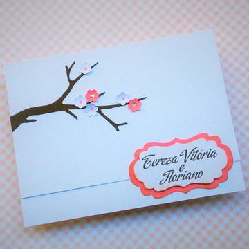 Convite Sakura