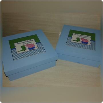 Caixa em mdf personalizada 20x20x5