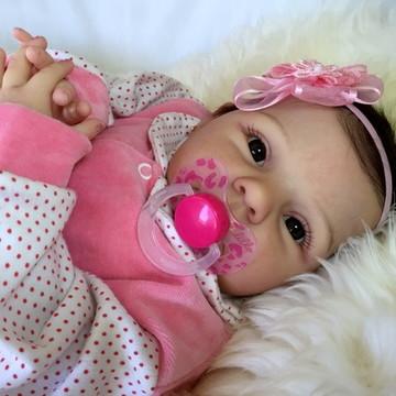 Bebê reborn Manu 2016. ADOTADA!!!
