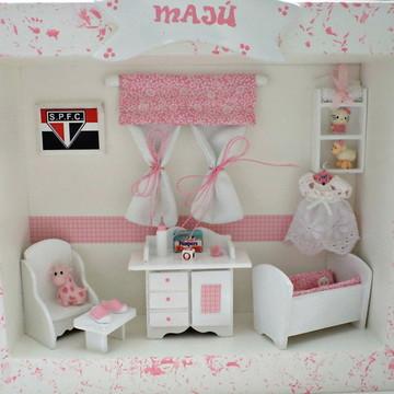 Porta Maternidade Personalizado - TIMES