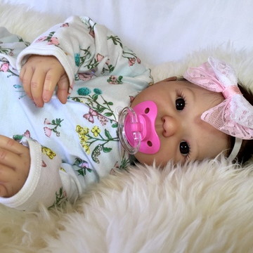 Bebê reborn Larissa 01-2016. ADOTADA!!!