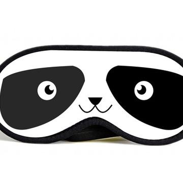 Mascara para Dormir Panda
