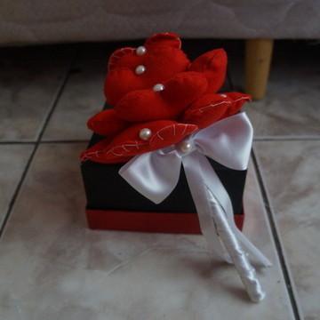 Bouquet de corações!