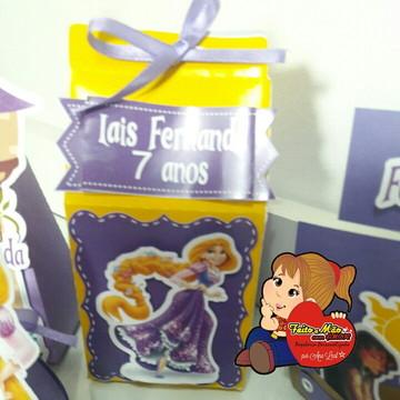 Caixa milk Rapunzel - Enrolados