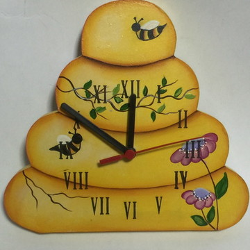Relógio Colméia